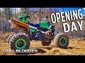 OPENING DAY Trail Riding on the Banshee 350 at Chappie Shasta OHV Trail Following the Carr Fire