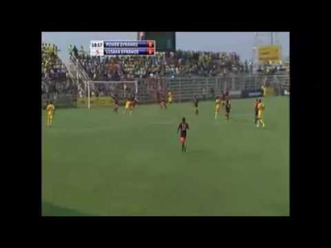 Patson Daka vs Lusaka Dynamos