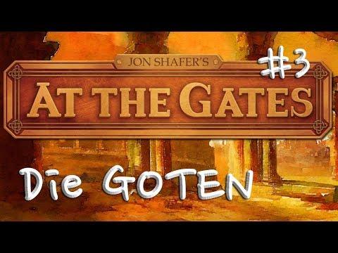 Let's Play At the Gates #3: Der erste Winter (Tutorial / deutsch / Goten)