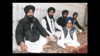 Nahin chodo re Baba Raam Naam by Bhai Jagdeep Singh Delhi Wale