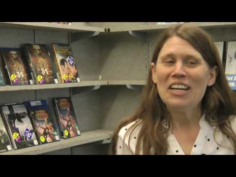 Netflix, Hulu Not Slowing Down Local Video Rental Stores VIDEO
