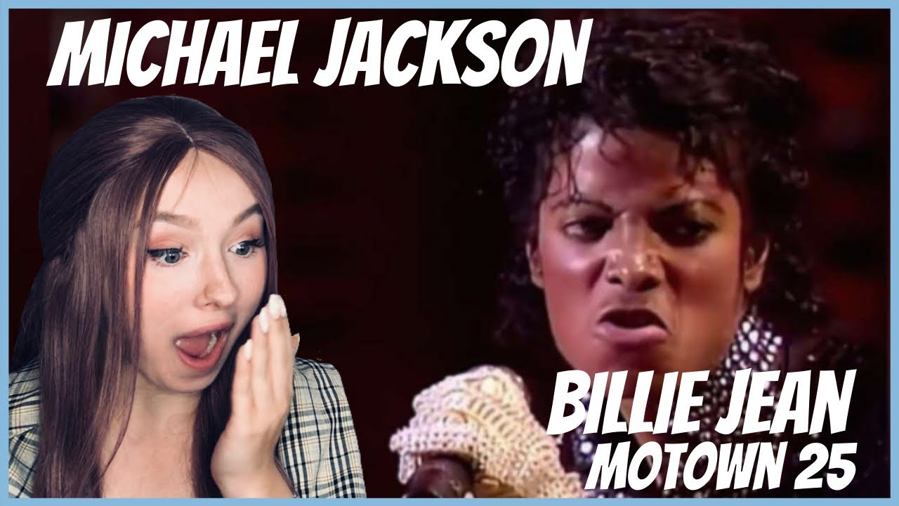 Download First Time Watching Michael Jackson - Billie Jean at Motown 25