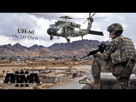 Arma 3 Milsim | UH-60 | On My Own