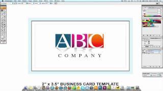 Adobe Illustrator Tutorial-Professional Business Card Design