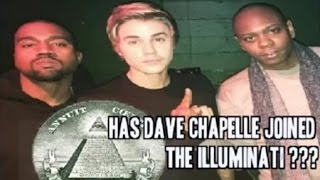 Anti-illuminati Series: Dave Chappelle Chipped???