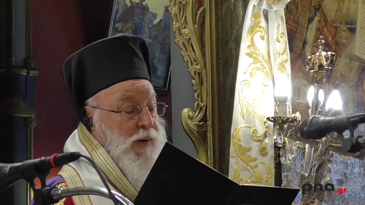 Δοξολογία για την 25η Μαρτίου στην Τρίπολη