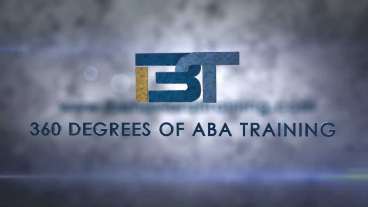 Online ABA Training For Parents & Practicioners - YouTube