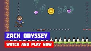 Zack Odyssey · Game · Gameplay