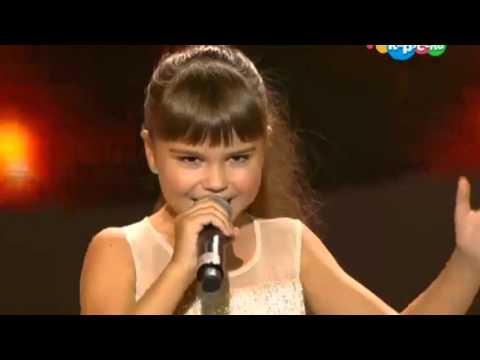Катя Манешина - Я выбираю свет (JESC 2015 Russian national final)