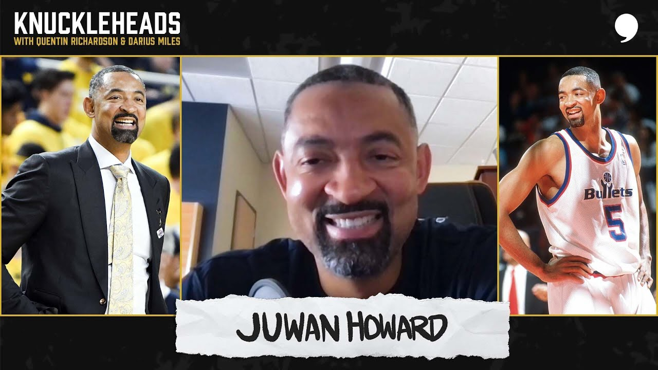 Download Juwan Howard Joins Q and D | Knuckleheads S6: E11 | The Players' Tribune