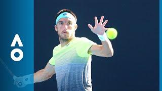 Nicolas Jarry v Leonardo Mayer match highlights (1R) | Australian Open 2018