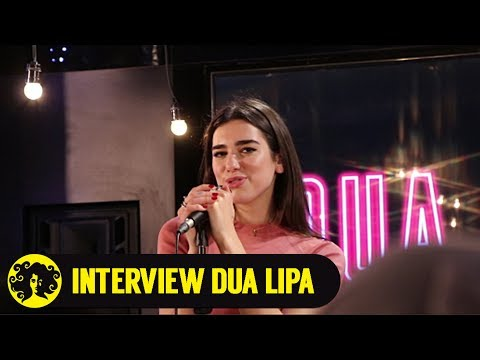 INTERVIEW DUA LIPA with NIGHTSHIFT