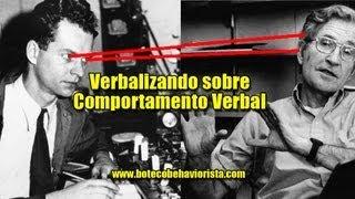 Boteco Behaviorista #14 - Verbalizando sobre Comportamento Verbal