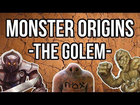 Monster Origins: The First Golem
