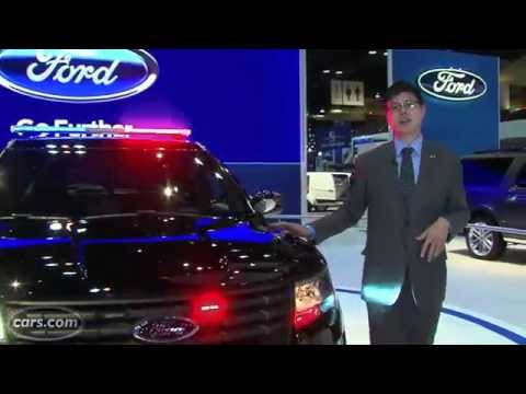 2016 Ford Police Interceptor Utility - First Look