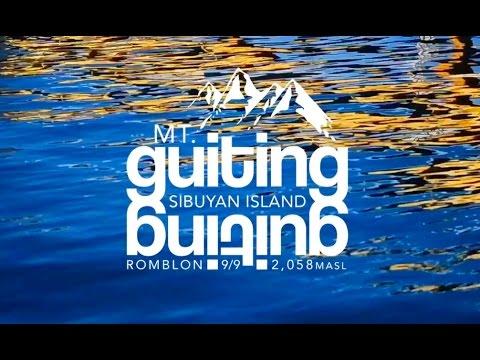 MT. GUITING GUITING, Sibuyan Island, Romblon. - Ukyat Paratut Mountaineers