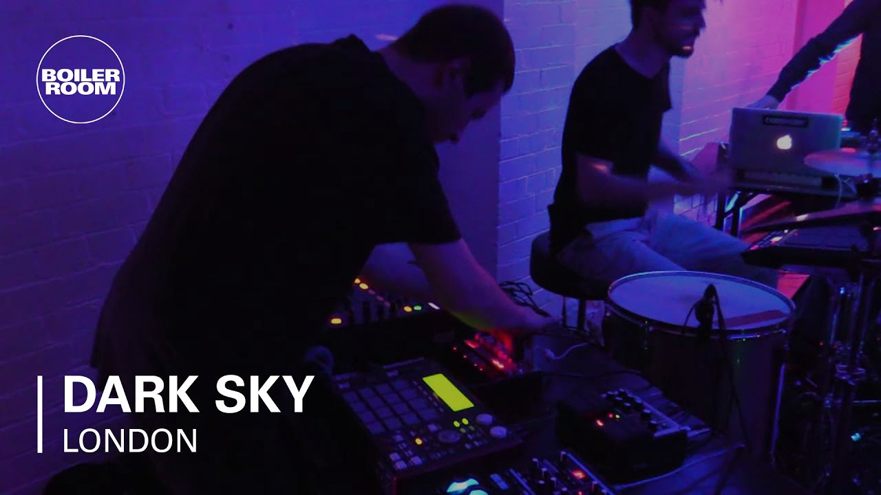 Dark Sky Boiler Room London Live Set (Feat. Cornelia