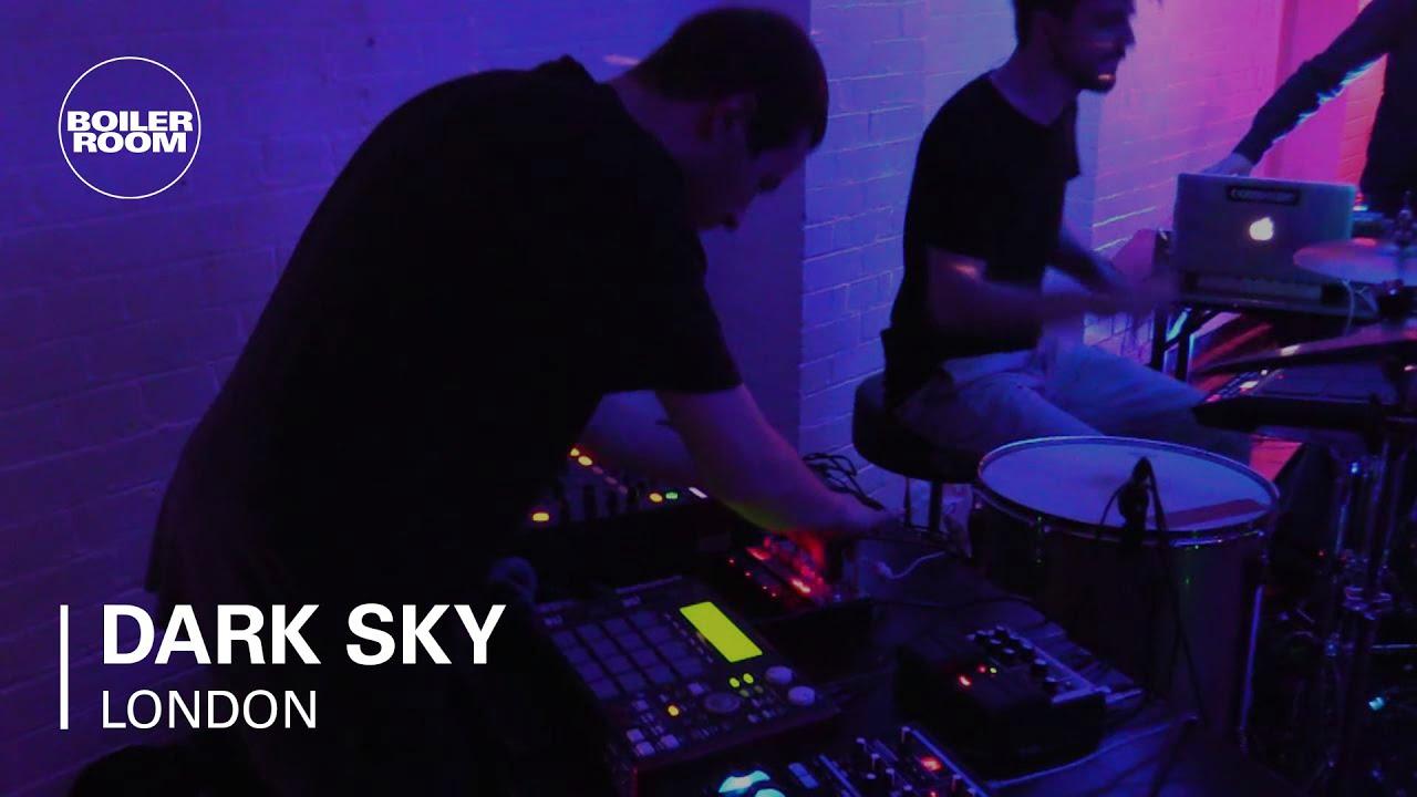 Dark Sky Boiler Room London Live Set (Feat. Cornelia ...