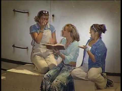 Мюзикл Mamma Mia 1-й акт
