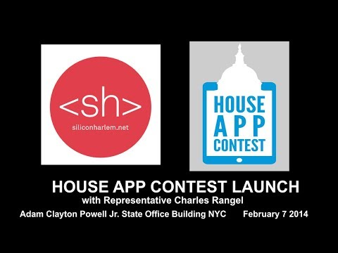 Silicon Harlem - House App Contest Launch - Feb 7 2014