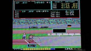 Video Game World Records - Track & Field