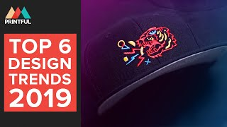 Download Top 6 New Graphic Design Trends for 2019 - Printful Tips and Tricks Mp3 and Videos