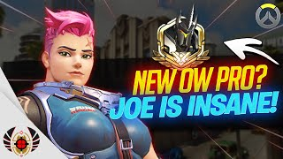 NEW OVERWATCH PRO? JOE IS INSANE!