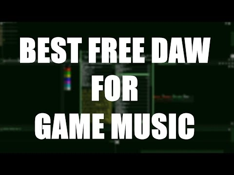 FREE Music Creation Program for Game Music?