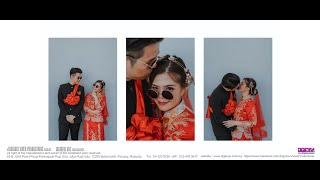 Chinese Traditional Wedding @ E&O Hotel   Thai Wei & Meng Hui By Digimax Video Productions