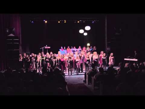 The Madison Youth Choir singing The Wailin' Jennys'