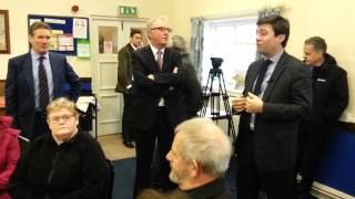 Ian Austin and Andy Burnham introduce immigration debate