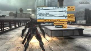 Metal Gear Rising Revengeance - Test / Review   PC Games