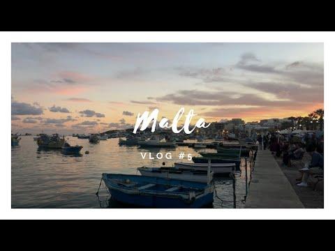 Travel Vlog #5: Malta!