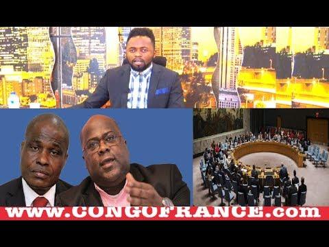 Actualité 19 12 2018 LIBÉRATION du Congo Fayulu et F.Tshisekedi doivent s'unir + Une réunion