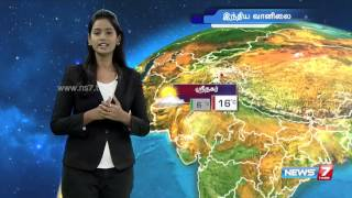 Weather Forecast | 27-03-2016