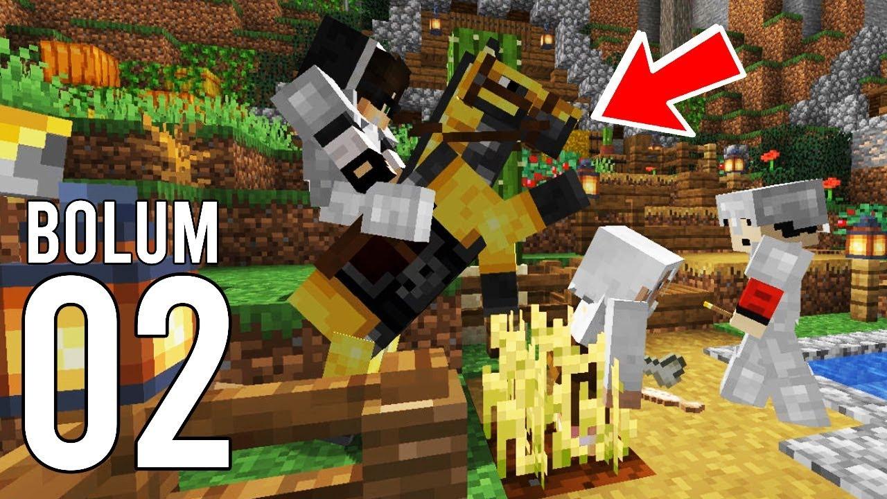 EFSANE YENİ SERİ ! #0 Minecraft Multiplayer Modlu Survival | Türkçe