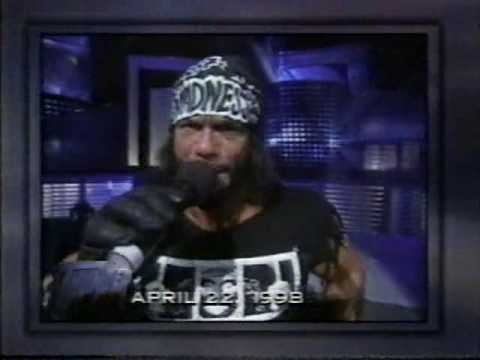 (05.15.1998) WCW Thunder Pt. 5 - Kaos's Rage vs. Finlay