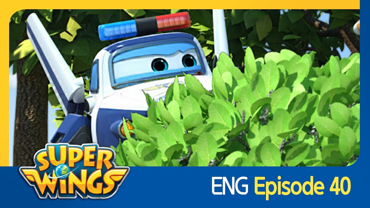super wings ep 40 toy trackers eng youtube. Black Bedroom Furniture Sets. Home Design Ideas