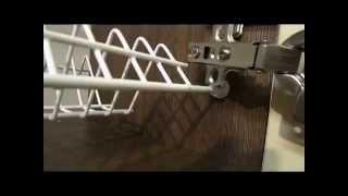 видео сушилка для посуды