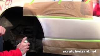 How Apply Pearl White Spray Paint