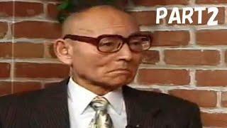 【Part2】小室直樹氏:日本人にはまだ憲法は書けない