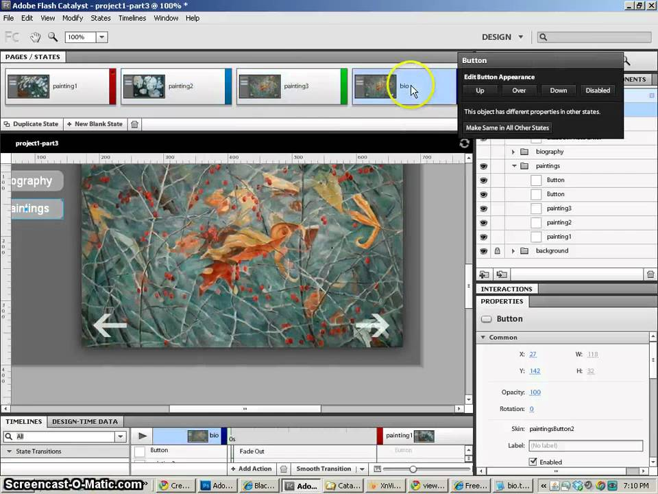 Download CatalystCS5, project1, part3, setup in Catalyst.mp4