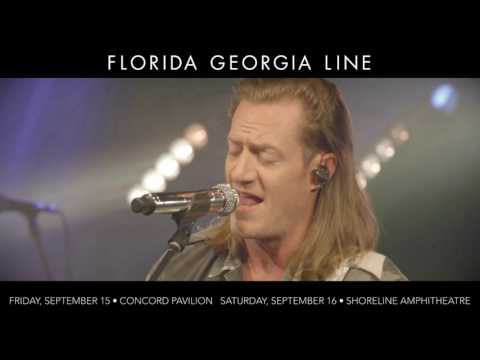 Florida Georgia Line - Two Bay Area Concerts in 2017