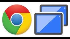 Como instalar o Chrome Remote Desktop no PC