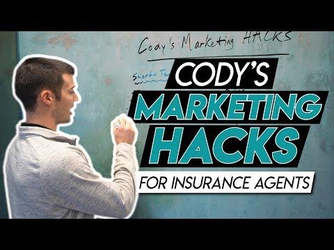 Cody's Marketing Hacks for Insurance Agents