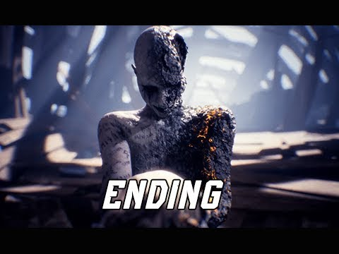 HELLBLADE SENUA'S SACRIFICE Walkthrough Part 10 - ENDING + Final Boss (PC Let's Play Commentary)
