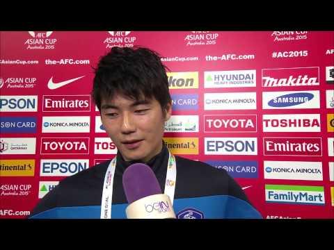 Post match Interview - Ki Sung-yueng (Captain, Korea Republic)