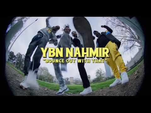 YBN Nahmir - Bounce Out With That (Official Instrumental) Prod by @Hoodzone