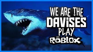 Oh God It's Coming | Roblox SharkBite EP-38 | Gaming With Tyler Davis