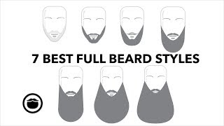 The 7 Best Full Beard Styles | Eric Bandholz